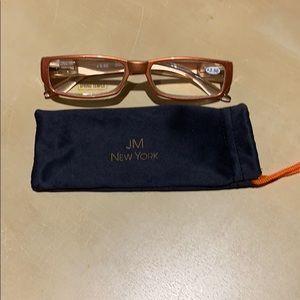 Joy Mangano (4 pairs) Reading Glasses +3.50